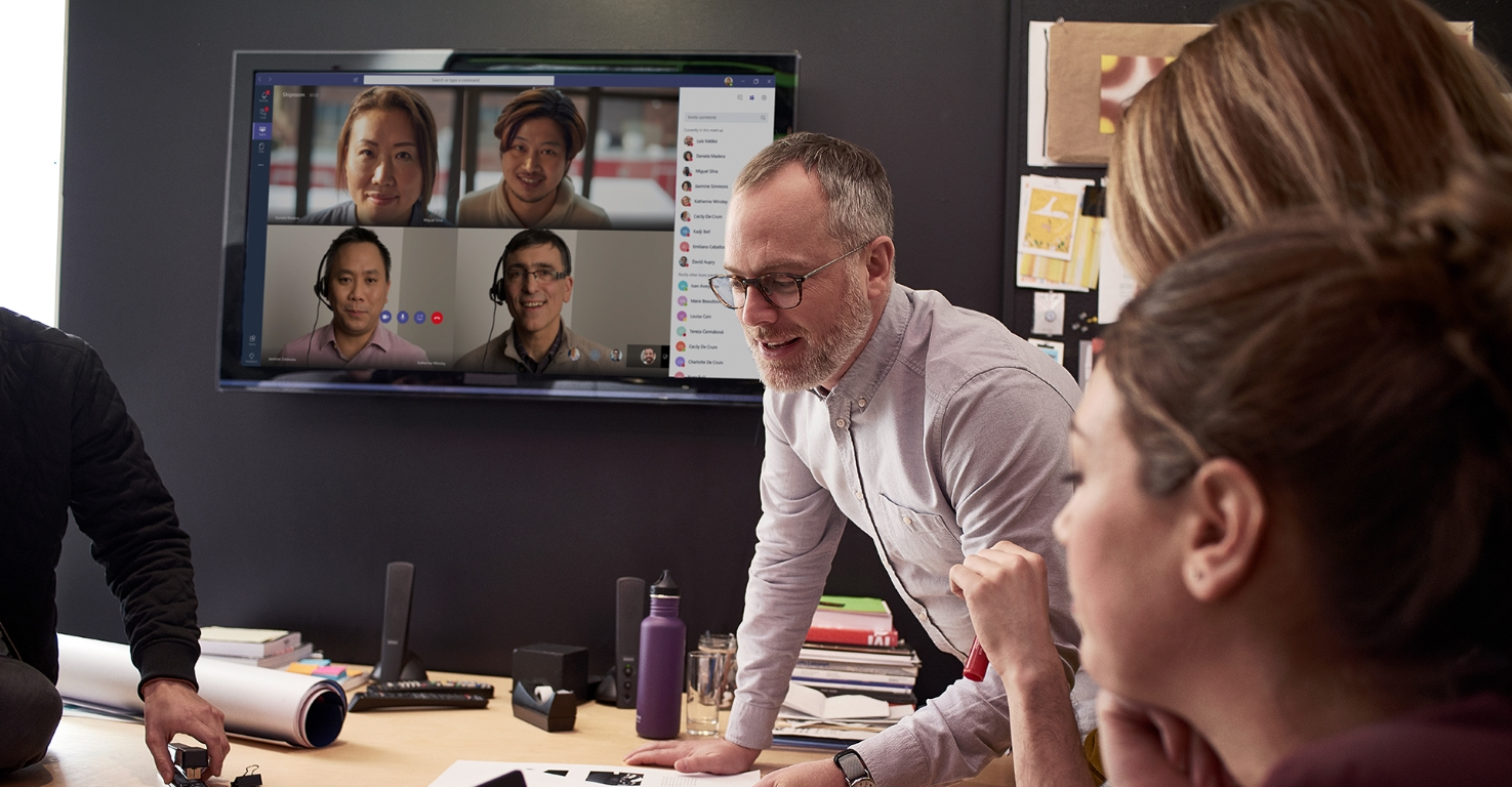 Microsoft 365 For Business and teams meeting