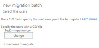 G Suite to Microsoft 365 migration
